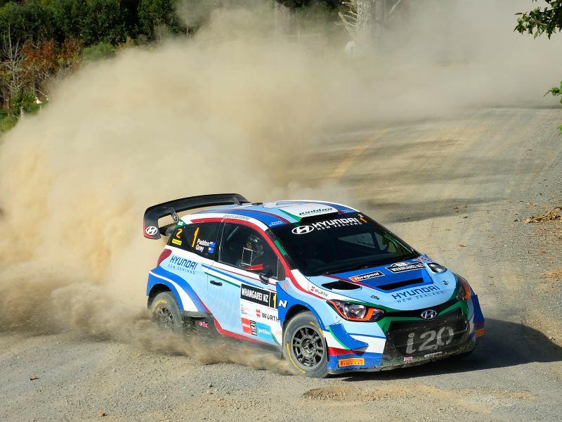 Hayden Paddon, Rally Whangarei 2019