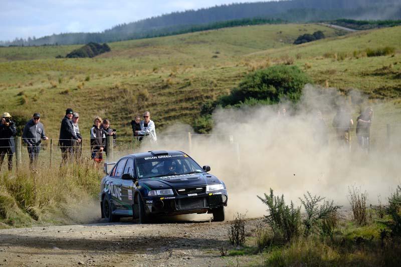 Todd Bawden, Otago Rally 2021