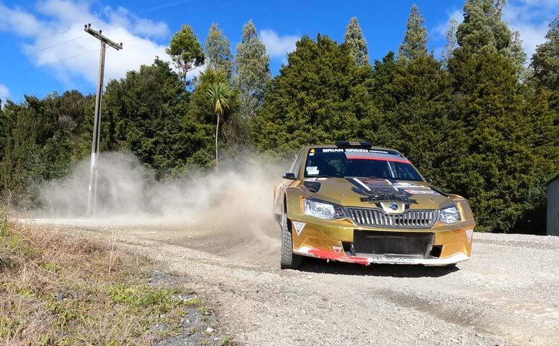Raana Horan - Whangarei Rally 2021
